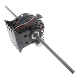 3-Speed 1375 RPM 1/12-1/30-1/50 HP IEC Fan Motor (115/127V) Product Image