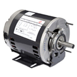 3-Phase General Purpose Motor, 56 (208-230/460V, 3/4 HP 1800 RPM) Product Image