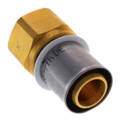 "3/4"" PEX-AL-PEX x<br>Female Adapter Product Image"