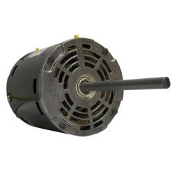 4-Speed 1075 RPM 3/4 - 1/2<br>- 1/3 - 1/4 HP Motor (115V) Product Image