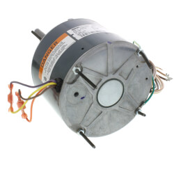 D794 1 Speed 825 RPM Condenser Fan Motor<br>1/5 HP (208-230V) Product Image