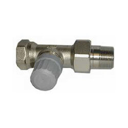 "3/4"" Straight Thermostatic Radiator Valve"