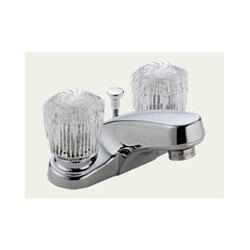 Centerset Bath Faucet (Classic)