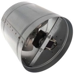 "8"" Duct Booster Fan (420 CFM, 120V) Product Image"