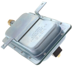 """SPDT Fixed Point Air Flow Switch (.05"""" W.C.) Product Image"""