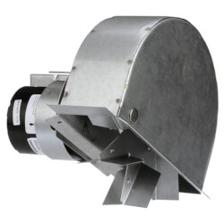 """DI-4 Draft Inducer<br>for 10-16"""" Pipe Product Image"""
