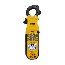 DL429, TRMS HVAC Clamp Meter  w/ Wireless to Smartphone/Tablet Product Image