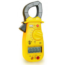 DL49B, 400A AC/DC Clamp Multimeter with True RMS (750V) Product Image