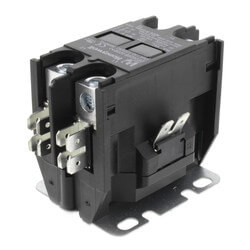 120 Vac 2 pole Definite Purpose Contactor (20 A) Product Image