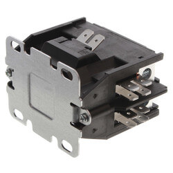 120 Vac 2 pole Definite Purpose Contactor<br>w/ Lug Connectors Product Image