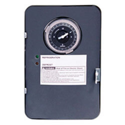 Auto-Voltage Defrost Timer, 2 HP NEMA-1 (120-240V) Product Image
