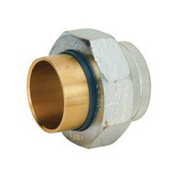 "1-1/2"" Female x BPT Dielectric Union, Lead Free"
