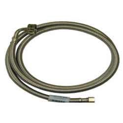 Countertop Dishwasher Hose Extension : Stainless Steel Dishwasher: Stainless Steel Dishwasher Hose 10 ...