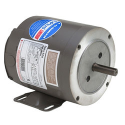 E+ Fraction HP Inverter-Duty Motor (208-230/460V, 1140 RPM, 1/2 HP) Product Image