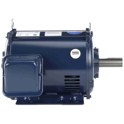 "1-5/8"" ODP Motor, 20 HP, 1800 RPM, Reversible (200-230/460V) Product Image"