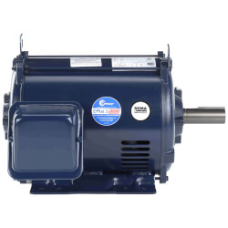 "1-5/8"" ODP Motor, 15 HP, 1800 RPM, Reversible (200-230/460V) Product Image"
