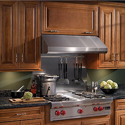 "48"" SS Elite Series Under Cabinet Range Hood<br>w/ External Blower Product Image"