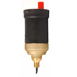 Automatic Air Vent with Built-in Shutoff Valve Product Image