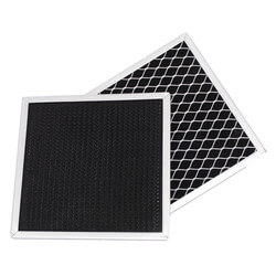 "12"" x 20"" Electronic Air Cleaner Polypropylene Prefilter & Carb. Afterfilter Product Image"