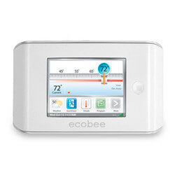 Internet Enabled Energy Management System Thermostat 7-Day 4H/2C