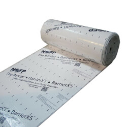 "The Barrier Insulation Roll 3/8"" x 4' x 64'"