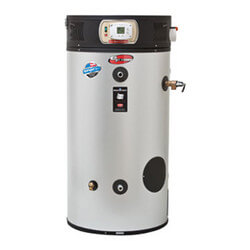 60 Gallon - 120,000 BTU EF Series Ultra High Efficiency Energy Saver Residential Water Heater (Nat Gas)