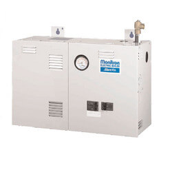 EH-8S, 27,000 BTU Output, 8KW Single Phase Two Element Electric Boiler