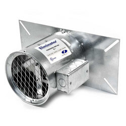 Eliminator Foundation Vent Fan