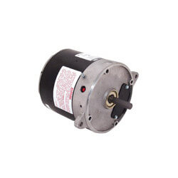 "5-5/8"" Oil Burner Motor w/ Reversible Rotation (115V, 3450 RPM, 1/7 HP) Product Image"