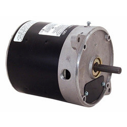 "5-5/8"" Oil Burner Motor (115V, 3450 RPM, 1/6 HP) Product Image"