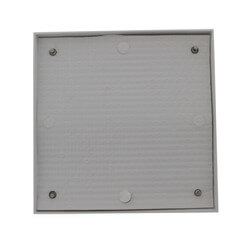 "8"" x 8"" Insulated Magnetic Cover for Steel Registers & Vents Product Image"