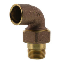 "3/4"" Elbow Nut & Tailpiece (C x C) Product Image"