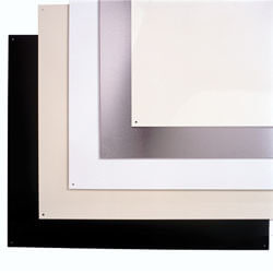 White/Almond Wall Shield Product Image