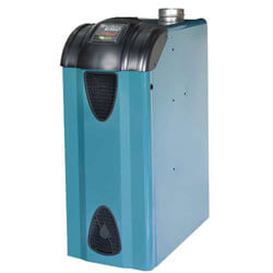 ES2-9, 205,000 BTU Output High Efficiency Cast Iron Boiler (LP)
