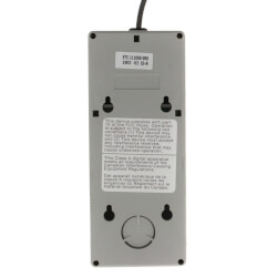 Single Stage ETC Temperature Control w/ Sensor, 120/240V Input (Includes 8' Cord)