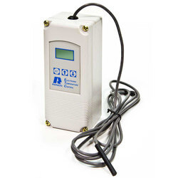 Two Stage Temperature Control w/ Sensor (120/240V Input)