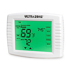 EWT-3102 Touch Screen Thermostat Product Image