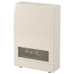 EX08CN 8,000 BTU, Beige Direct Vent Wall Furnace, 41W, 78.6 CFM (NG) Product Image