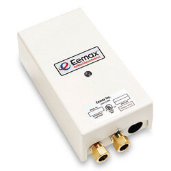 EX100 Flow Controlled Electric Tankless<br>Water Heater Product Image
