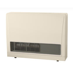21,500 BTU, Beige Direct Vent Wall Furnace 56W, 120V, 162.7 (NG) Product Image