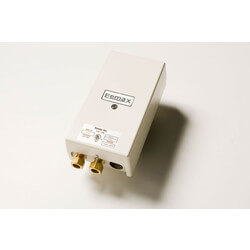 """EX35 Flow Controlled Elec. Tankless Water Htr w/ Single Lav 3/8"""" Adapter Product Image"""