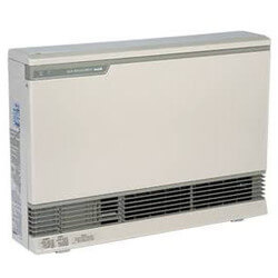 EX38CWN 38,400 BTU White Direct Vent Wall Furnace 117W, 263 (NG) Product Image