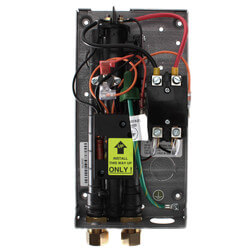 EX8208 Flow Controlled Electric Tankless Water Heater w/ Bottom Connections