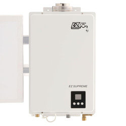 EZ Supreme on Demand Tankless Water Heater, 3-4 Bath w/ Direct Vent Kit (LP) Product Image