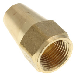 "5/8"" OD Brass Long Flare Nut Product Image"