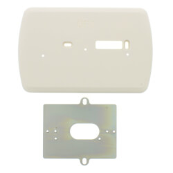 Wallplate For All 1F70 Series Thermostats
