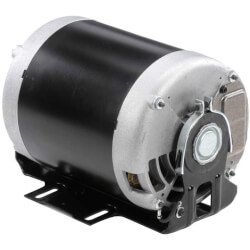 """6-1/2"""" Split Phase Sleeve Bearing Motor (230/115V, 1725/1425 RPM, 3/4 HP) Product Image"""