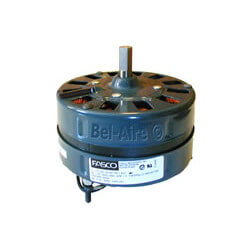 Electronic Air Cleaner Motor