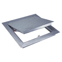 "36"" x 48"" FA-300 Angle<br>Frame Floor Doors Product Image"