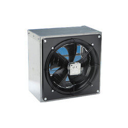"FADE Series Axial Fan, 12"" Impeller, 4 Pole (Fully Assembled)"
